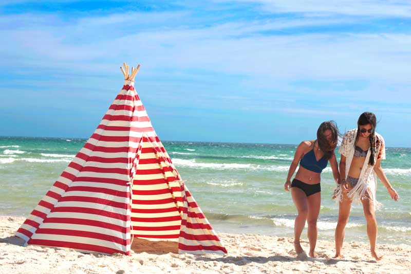 Onefootisland-giant-tipi-lattice-makers
